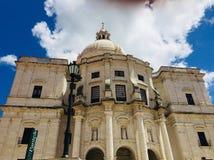 Santa Engracia kościół! Obrazy Royalty Free