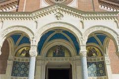 Santa Eufemia church at Milano, Italy Royalty Free Stock Photo