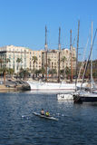 Santa Eulalia - Barcelona, Spanien Royaltyfri Fotografi