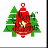 Santa för lyckligt nytt år för glad jul sinterklas Royaltyfri Bild