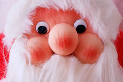 Santa Face Royalty Free Stock Photography