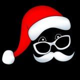 Santa face Royalty Free Stock Photo