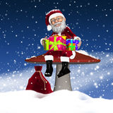 Santa / Father Christmas Royalty Free Stock Images