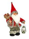 Santa. Father christmas with his hood Royalty Free Stock Image
