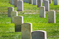 Santa Fe国家公墓 免版税库存照片