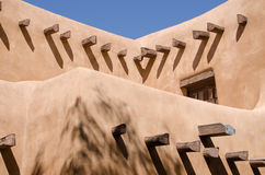 Santa Fe Adobe Stock Photo