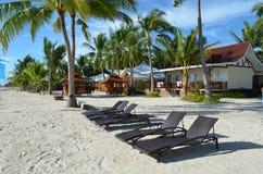 Santa Fe Bantayan wyspy kurort Obraz Royalty Free
