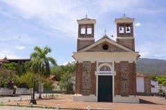 Santa Fe de Antioquia Antioquia, Colombia - Iglesia de Nuestra Señora de Chiquinquirà ¡, Royaltyfria Foton