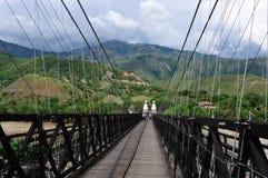 Santa Fe de Antioquia - Colombia Royaltyfria Bilder