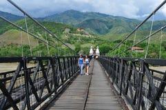 Santa Fe de Antioquia - Colombia Imagen de archivo libre de regalías