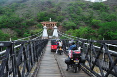 Santa fe de Antioquia - Colombia Royalty Free Stock Image