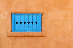 Santa Fe fönster Arkivbilder