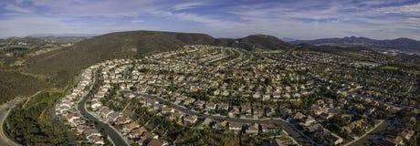 Santa Fe Hills - San Marcos Stock Image