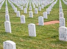 Santa Fe National Cemetery Royalty Free Stock Photography