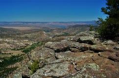 Santa Fe National Forest Royaltyfri Fotografi