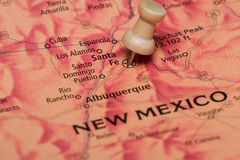Santa fe, New Mexico Royalty Free Stock Photography