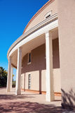 Santa Fe, New Mexico  - State Capitol Building Royalty Free Stock Photo