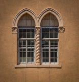 Santa Fe New Mexico storica Immagini Stock Libere da Diritti