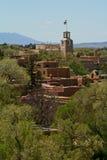 Santa Fe, New-Mexiko Lizenzfreies Stockbild