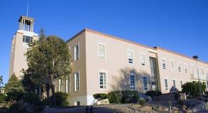 Santa Fe, New-Mexiko - Zustand-Kapitol Lizenzfreies Stockfoto