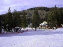 Santa Fe Ski Basin stock image