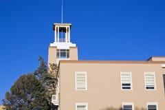 Santa Fe - State Capitol Stock Image