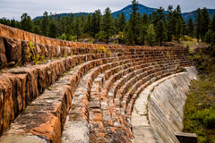 Santa Fe tama Williams Arizona Fotografia Stock