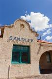 Santa Fe Train Station Royalty Free Stock Photos