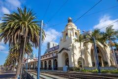 Santa Fe Union Station i San Diego Royaltyfri Fotografi