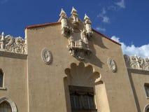 Santa- Fetheater Stockfotos