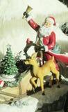 Santa figure Royalty Free Stock Photo