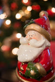 Santa figure Royalty Free Stock Images