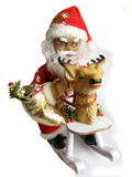 Santa figurine Royalty Free Stock Image