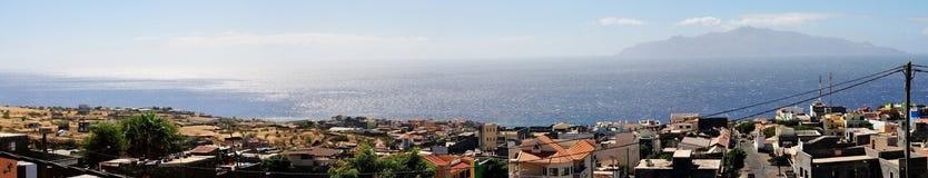 Santa Filomena zu Achada-Sao Filipe Lizenzfreie Stockbilder