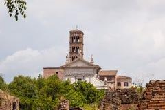 Santa Francesca Romana Zdjęcia Stock