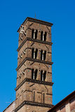 Santa Francesca Romana in Rome, Italy Stock Images