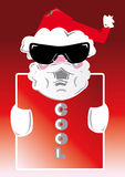 Santa fresca Foto de Stock Royalty Free