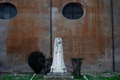 Santa Giovanna D'Arco, Roma Immagini Stock