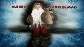 Merry Christmas Santa Royalty Free Stock Photos