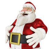 Santa happy Royalty Free Stock Images