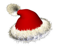 Santa_hat_01 Stock Images