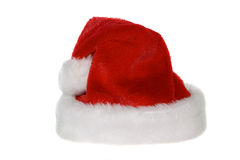 Santa hat. stock images