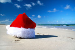Santa hat Royalty Free Stock Photos