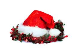 Santa hat Royalty Free Stock Photo