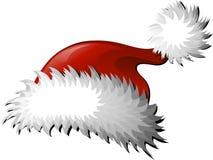 Santa Hat royalty free illustration