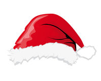Santa hat Royalty Free Stock Image