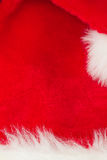 Santa hat background Stock Photography