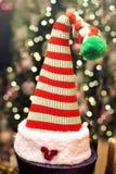 Santa hat decoration
