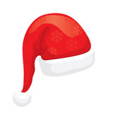 Santa Hat (vector) Stock Photography