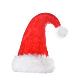 Santa Hat (on white) Royalty Free Stock Image